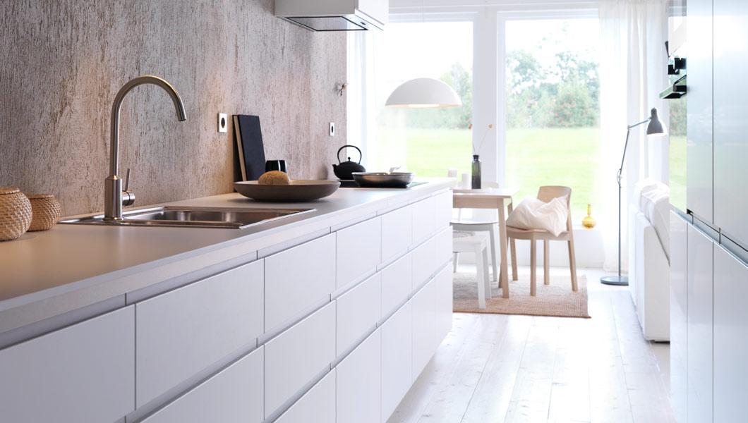 Cocinas Modulares Ikea | Hogar Diez Nuevas Cocinas Metod De Ikea
