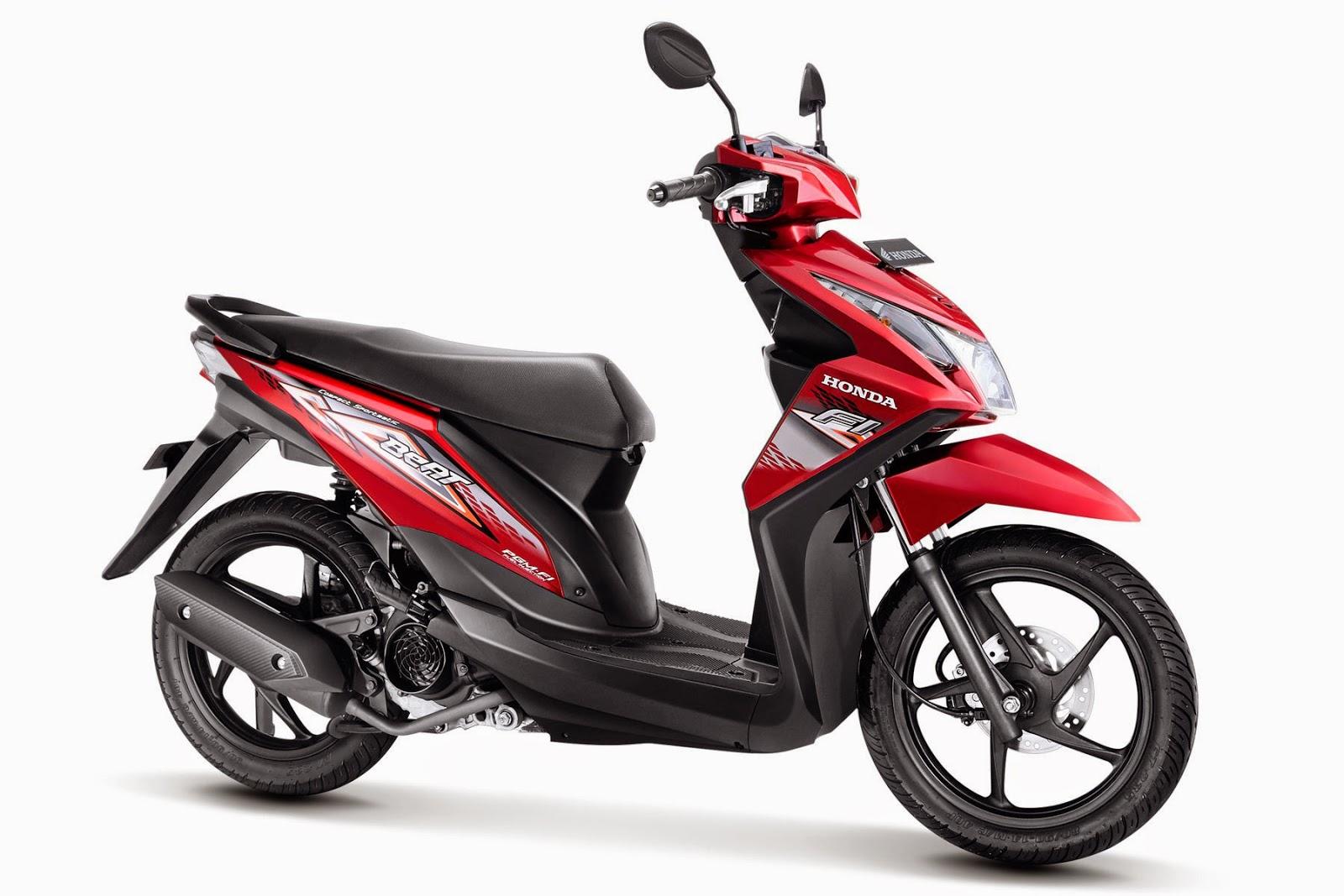 Harga Motor Honda Beat