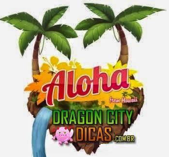 Evento Havaiano