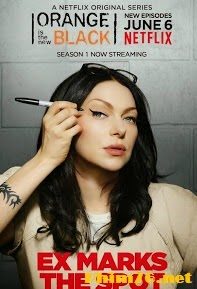 Trại Giam Kiểu Mỹ Phần 2 - Orange Is The New Black Season 2