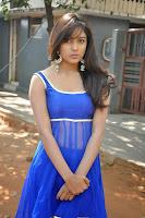 Actress Vithika Sheru Latest Pictures in Blue Salwar Kameez at Paddanandi Premalo Mari Movie First Look Launch  4.jpg