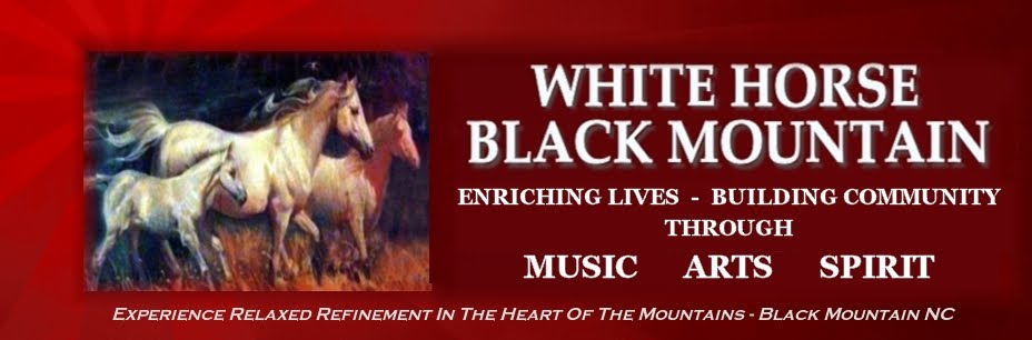 White Horse :  IRISH JAM   followed by OPEN MIC
