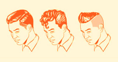 Tips Merawat Rambut bagi Pria Pengguna Minyak Rambut - Gaya Rambut Pria Pengguna Pomade