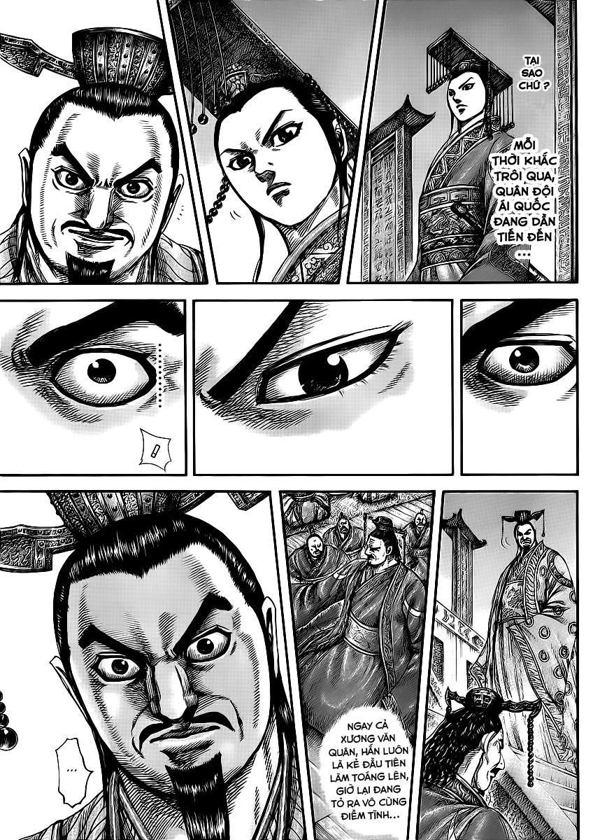Kingdom - Vương Giả Thiên Hạ Chapter 415 - 416 page 4 - IZTruyenTranh.com