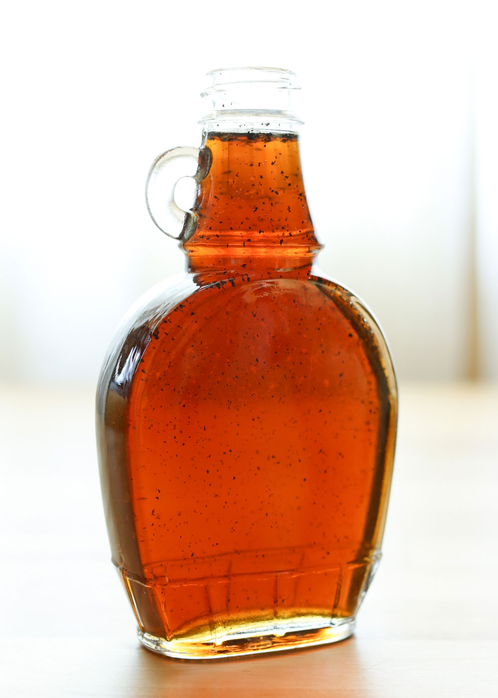 How To Make Vanilla Coffee Syrup - so very EASY and so much better than store-bought!