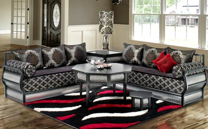 Salon Marocain Oran ~ intérieur & meubles