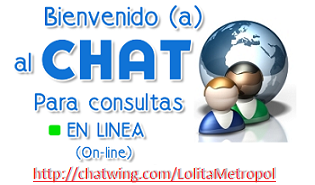 NUESTRO CHAT ON-LINE