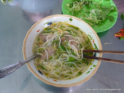Buon Ma THuot trip breakfast