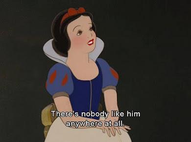 Blancanieves era fea,