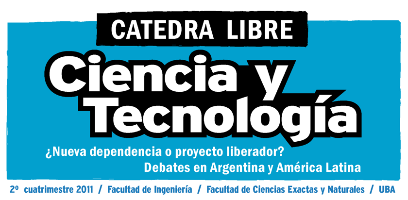 Cátedra Libre Ciencia y Tecnología