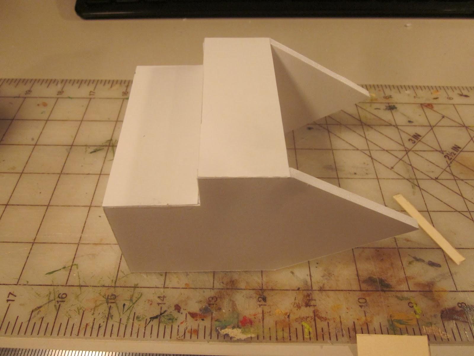 Build a Half Timber House