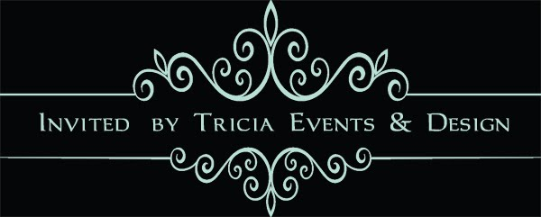 Invited by Tricia Events and Design