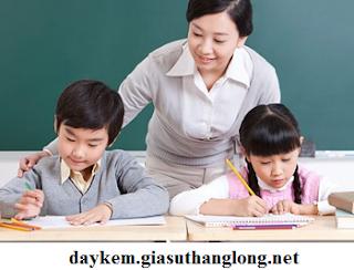 Giáo viên dạy kém tiếng anh lớp 6 luôn nhiệt tình giúp học sinh có kĩ năng tốt