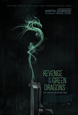 la venganza de los dragones verdes en Español Latino