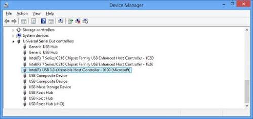 Intel USB 3.0 eXtensible