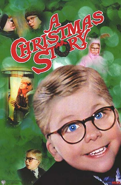 Poster de Película Clásica de Navidad - Una Historia de Navidad