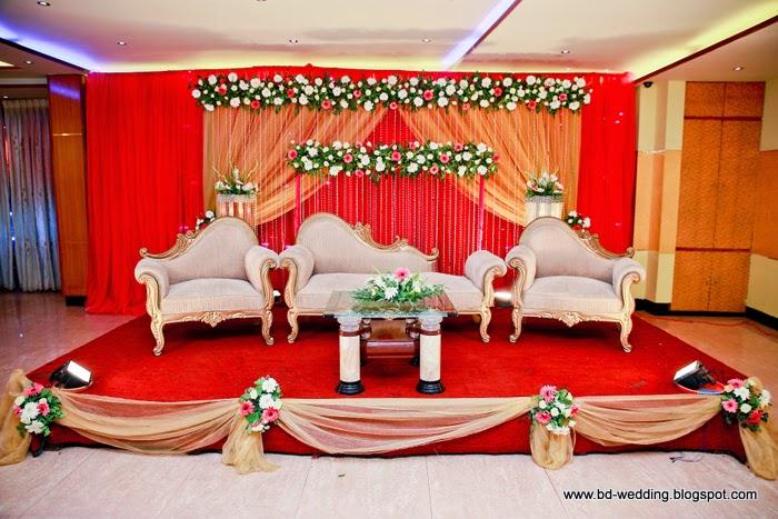 Bengali Wedding Guide Wedding Stage Decoration Ideas
