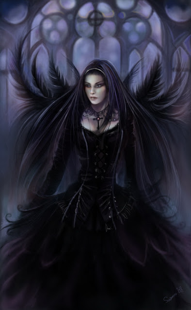gothic dark art by suzanne gildert