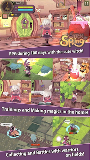WitchSpring 1.31 Apk 2