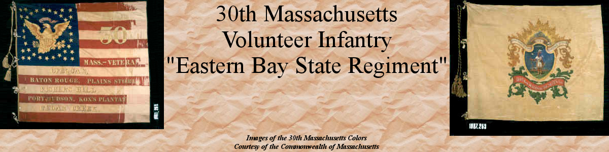 30th Massachusetts Volunteer Infantry