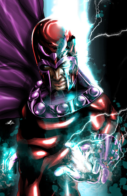 Magneto Cool Picture
