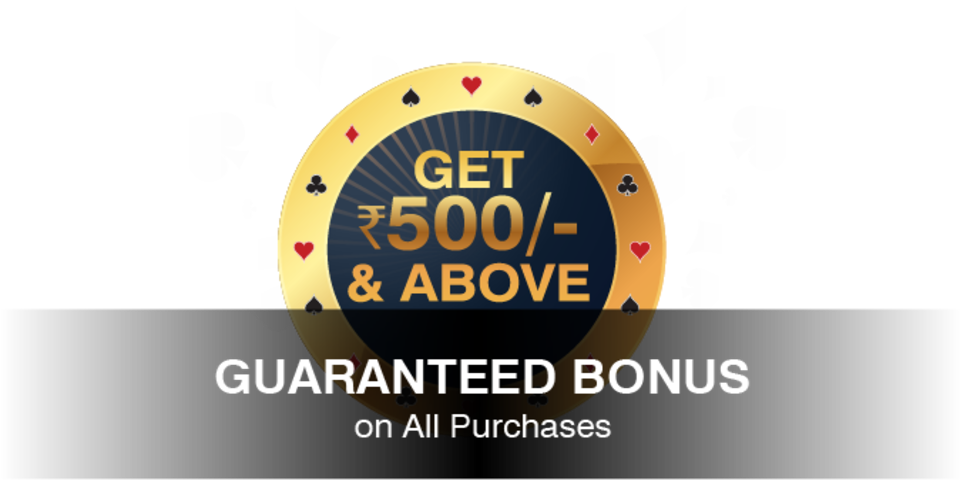 Play Online Rummy & Earn Real Cash, Rs.500 Welcome Bonus