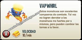 imagen de la descripcion del monstruo Vapwhirl
