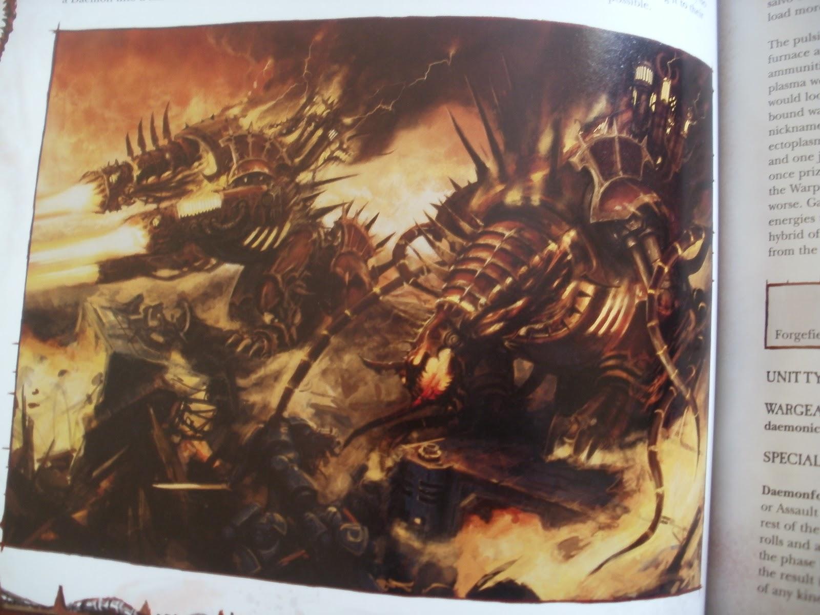 chaos space marines codex pdf 2012