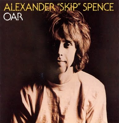 Alexander 'Skip' Spence - Oar