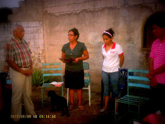 Grupo Bíblico  Luz y Vida