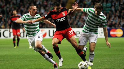 Benfica vs Celtic