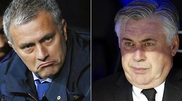 Poker Online : Madrid Tundukkan Malaga, Ancelotti Lewati Mourinho