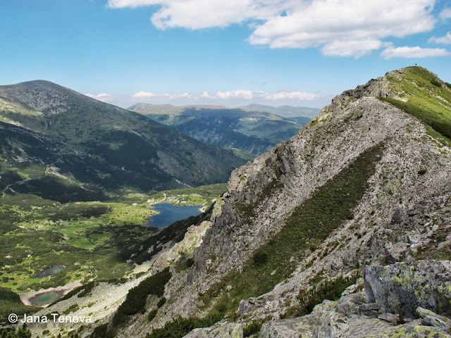 Rila lake, Bulgaria