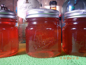 canning jelly