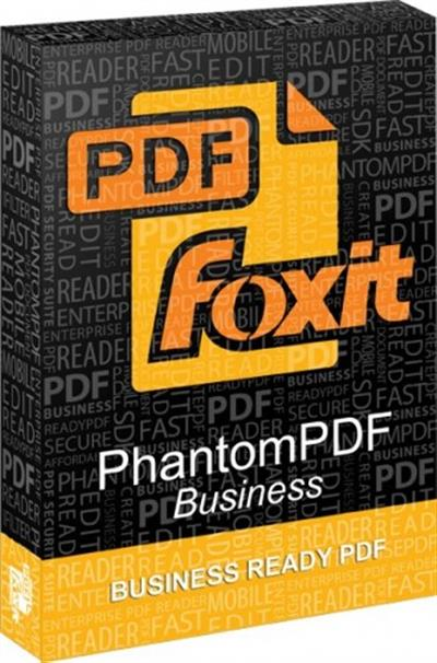 Foxit PhantomPDF Business 6.0.10.1213 [Crack]