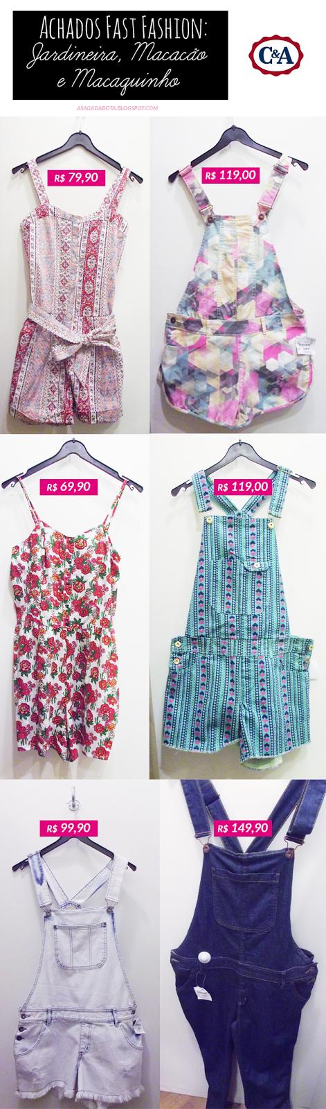 coleção primavera verão 2015, Fast fashion, onde comprar jardineira, onde comprar macacão