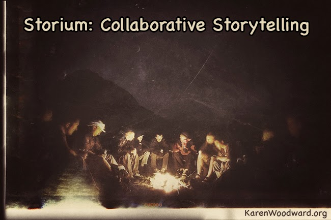 Storium: Collaborative Storytelling