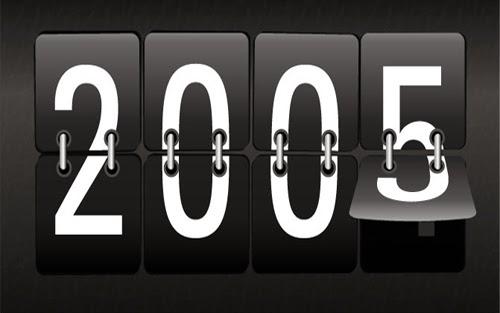 المذكرات الوزارية لسنة 2005
