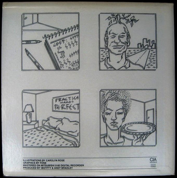 I'llbeonthefönetoyou - Mini-LP