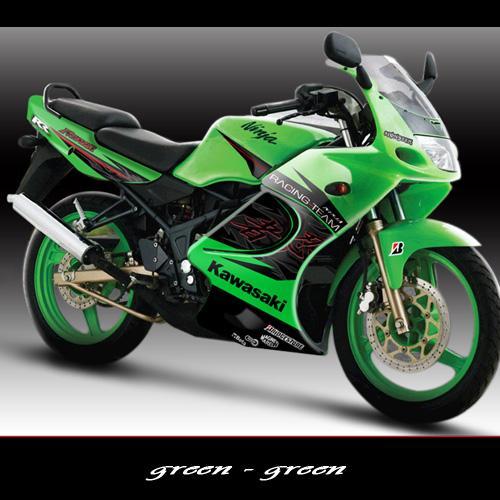 Harga Motor Kawasaki Ninja 150 CC Baru dan Bekas