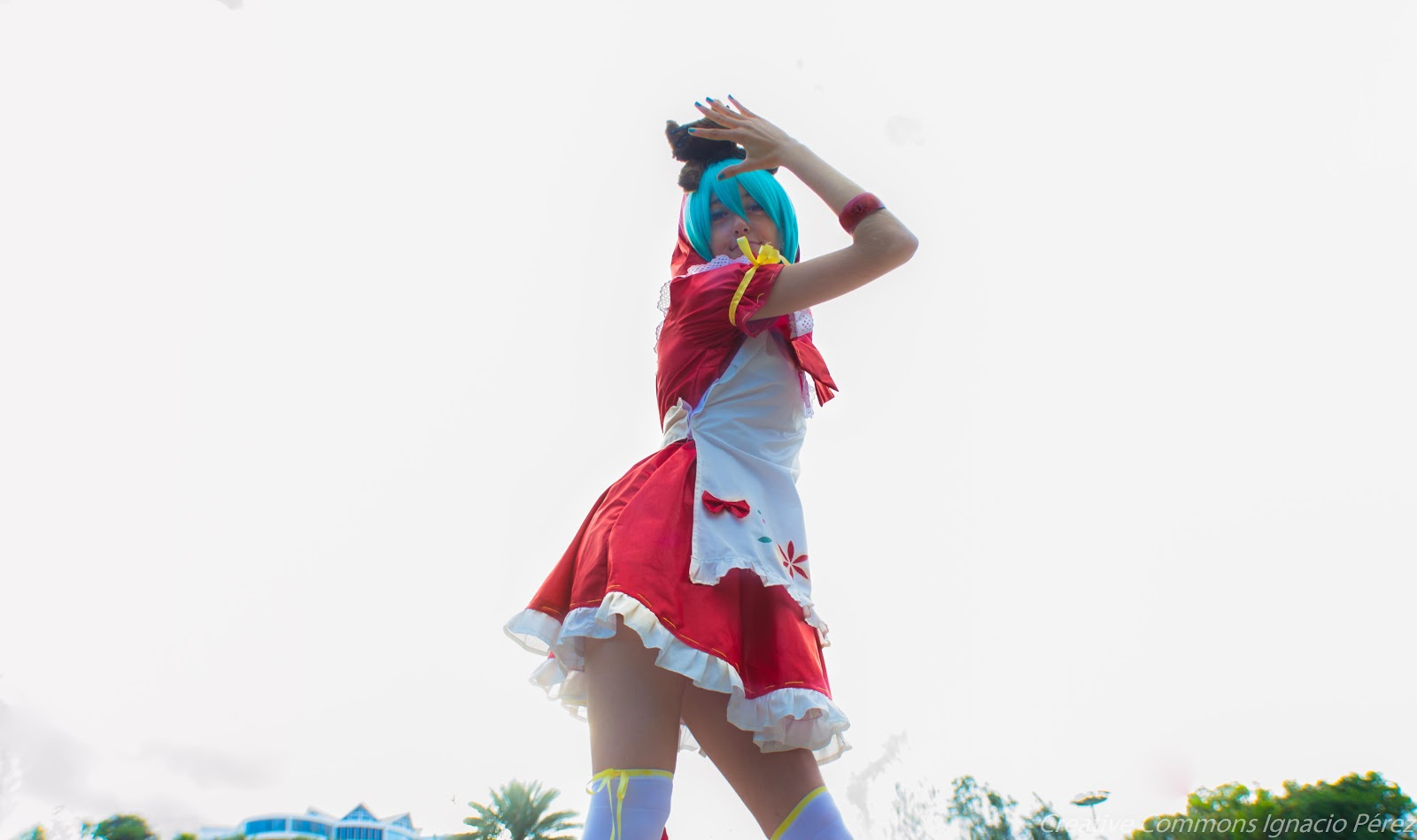 Hatsune Miku Clover club [project diva]