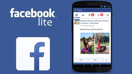 click image to Download Facebook Lite