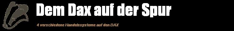 Dem Dax auf der Spur