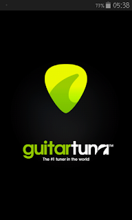Aplikasi Tuner Gitar Android - Guitar tuna