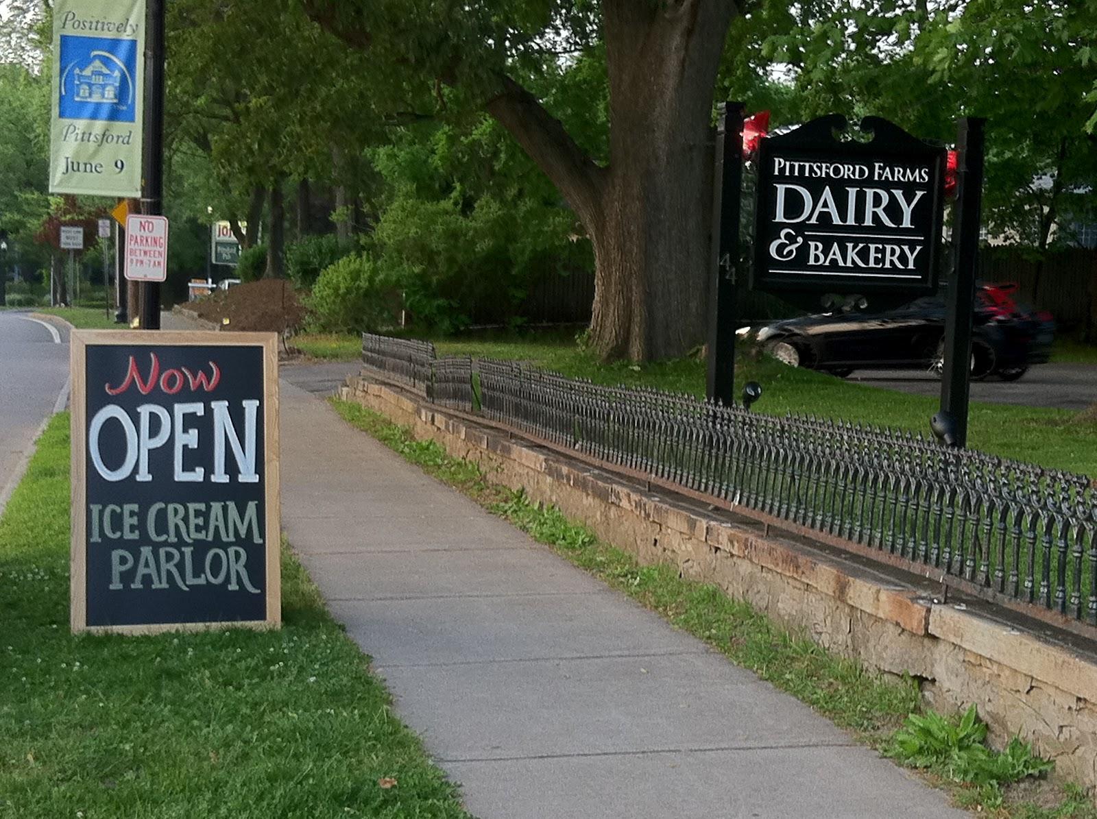 Pittsford Dairy Ice Cream Cake