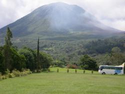 lokon mountain
