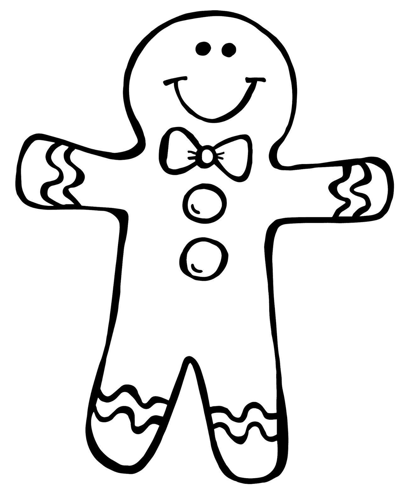 The Art Of Teaching In Today S World Gingerbread Boy Gingerbread Cookie Coloring Page