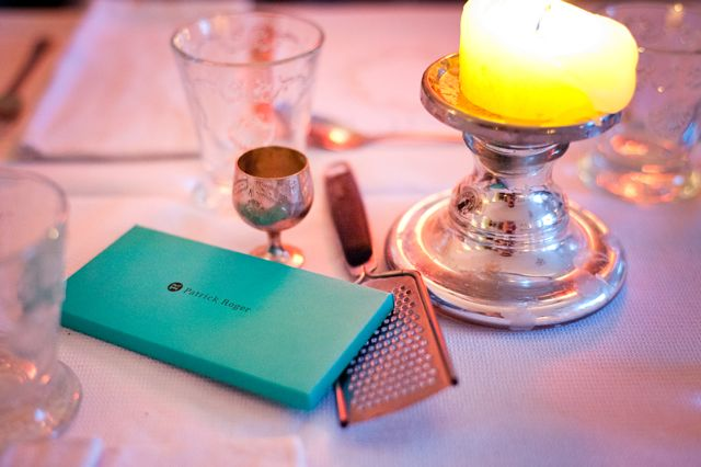 Chocolate supper club, msmarmitelover