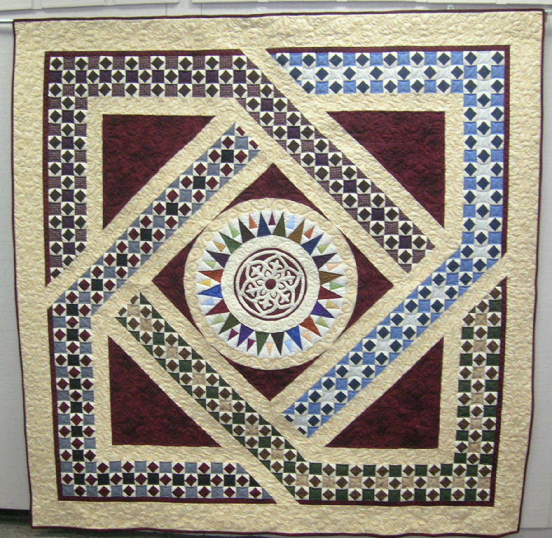 Clmqg area quilt and craft events in september for Quilt and craft show