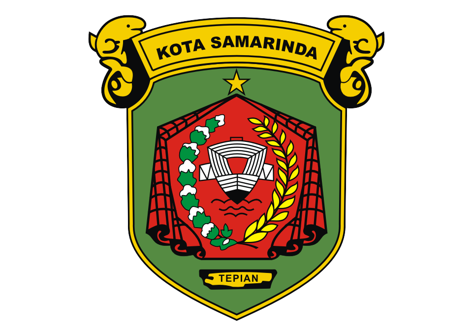 Rohs Logo Vector Kota Samarinda Logo Vector
